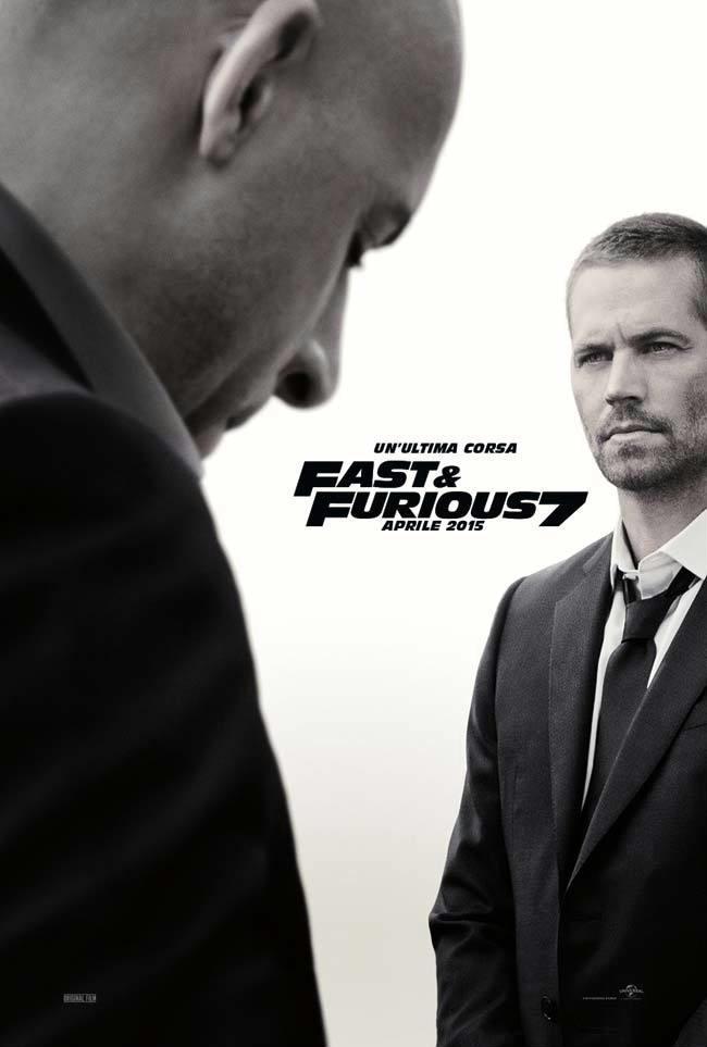 Cresce l'attesa per il settimo capitolo di Fast & Furious