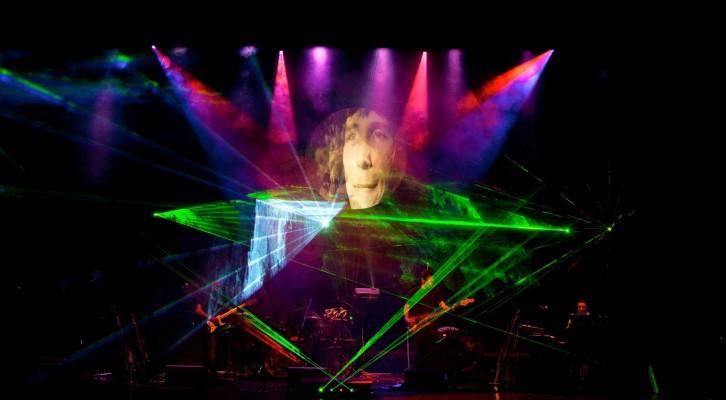 Durga McBroom al concerto dei Pink Floyd Legend