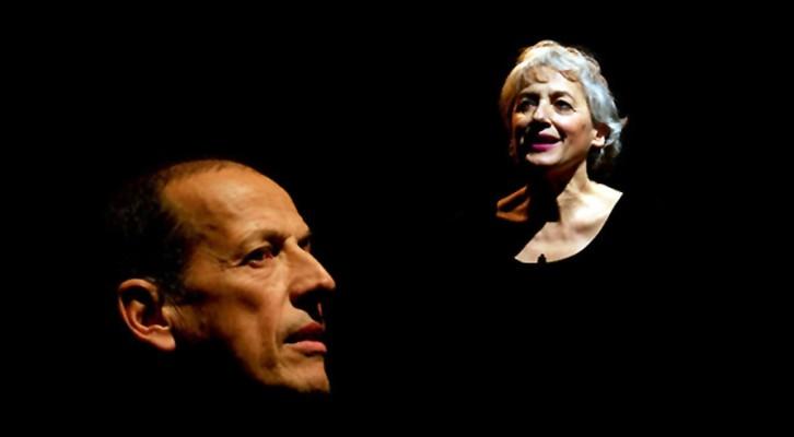 Marco Baliani e Maria Maglietta al Teatro Nuovo di Napoli