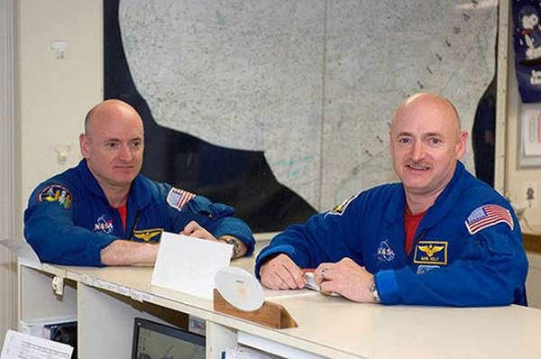 Missione gemelli spaziali