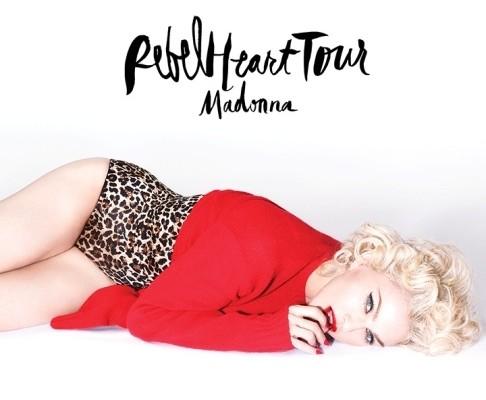 Rebel Heart di Madonna: ecco le date