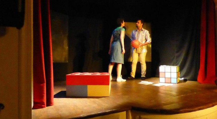"""Silvia di Roberto Russo in scena per """"Teatri della legalità"""""""