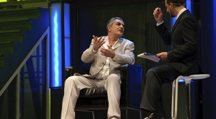 Simone Schettino al Teatro Sannazaro di Napoli