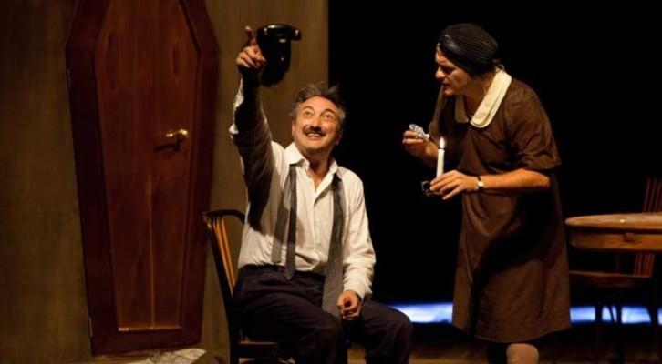 """Tony Laudadio interpreta Eduardo in """"Dolore sotto chiave"""" e """"Pericolosamente"""""""