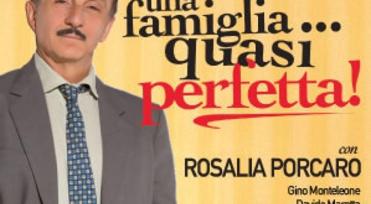 """Carlo Buccirosso al Cilea con """"Una famiglia…quasi perfetta!"""""""