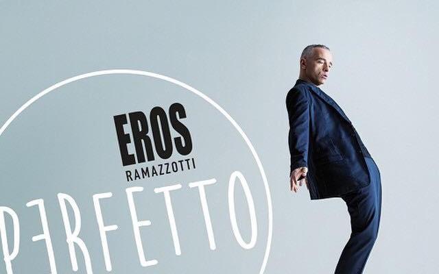 Eros Ramazzotti: annuncia sui social la tracklist e la cover dell'album Perfetto