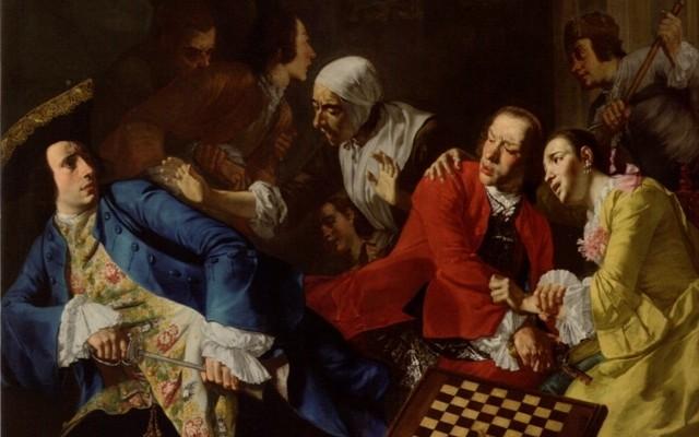 Gianluca Forgione presenta a Napoli il suo libro: Gaspare Traversi (1722-1770)