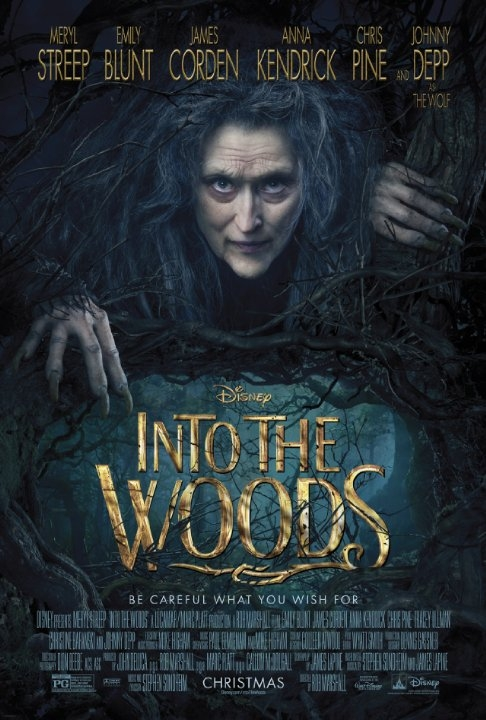 Into the Woods: un mix di fiabe in chiave moderna