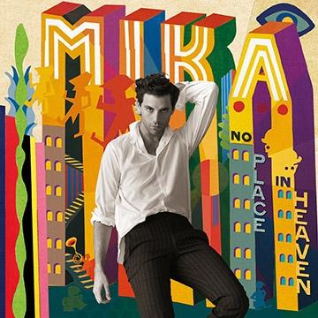 """Mika: in attesa del tour e del nuovo album di inediti """"No Place in Heaven"""""""