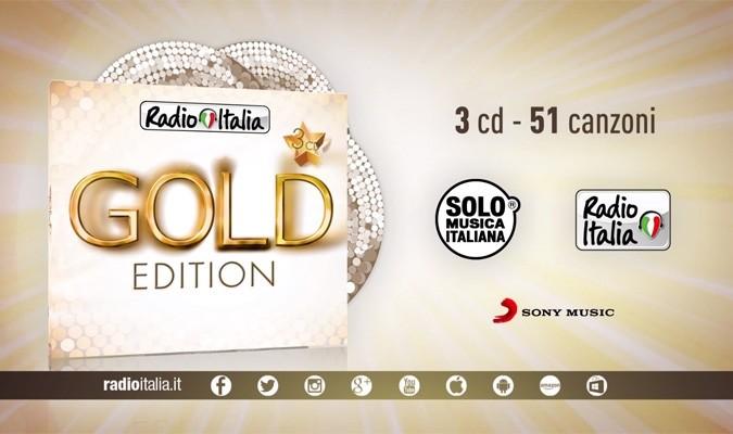 Radio Italia Gold Edition: 51 canzoni interpretate dai grandi artisti della musica italiana
