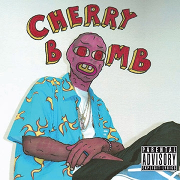"Tyler, The Creator: il suo tearzo album ""Cherry Bomb"""