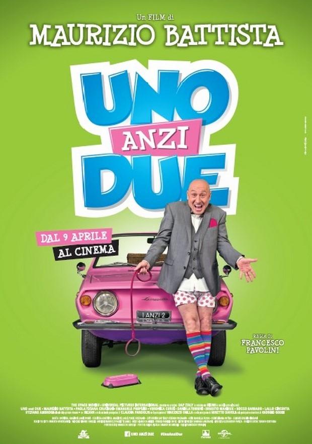 Uno, anzi Due:la commedia di Pavolini che vede il ritorno sul grande schermo di Maurizio Battista