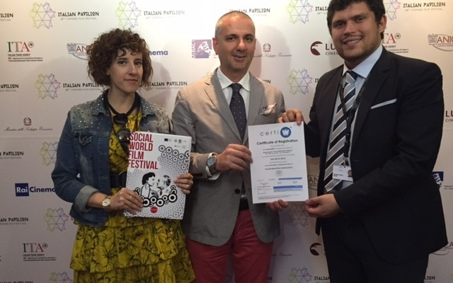 Anticipazioni da Cannes per la prossima edizione del Social World Film Festival