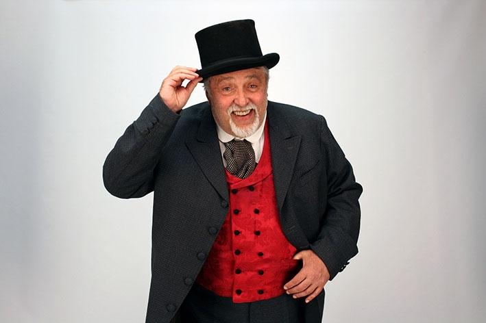Il Conte Tacchia al Teatro Brancaccio