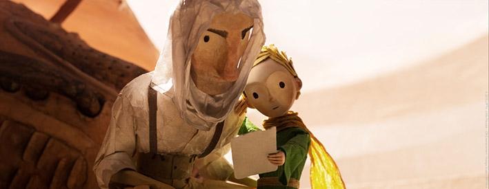 Il Piccolo Principe: cast stellare per le voci italiane del film di animazione