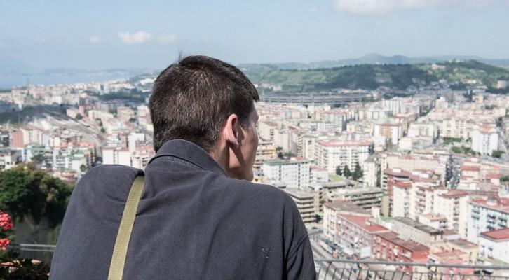 Arnaud Boueilh e i paesaggi incantati di Posillipo