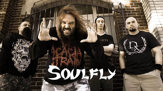 Soulfly: unica data in Italia ad agosto