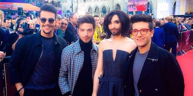 Terzo posto per Il Volo a Eurovision Song Contest 2015