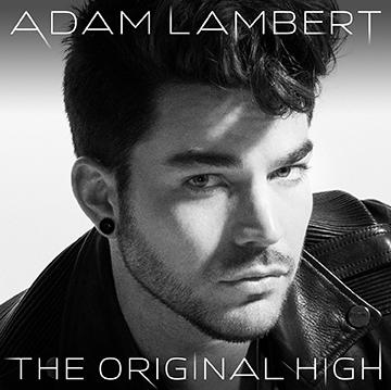 """Adam Lambert: esce il nuovo e atteso album, """"The Original High"""""""