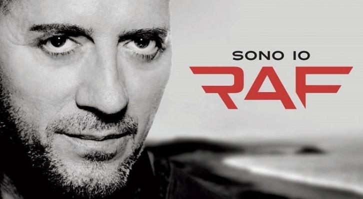 """Raf: il nuovo album di inediti """"Sono io"""""""