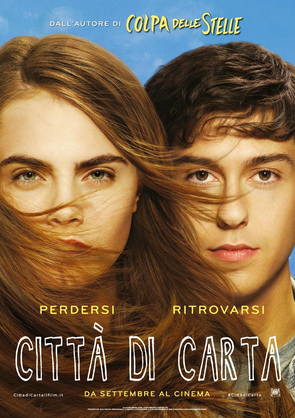 A Giffoni Experience anteprima del film Città di Carta(Paper Towns)