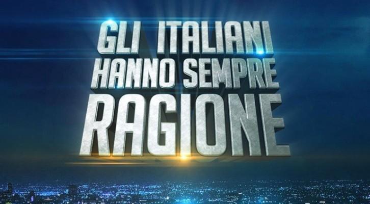 Fabrizio Frizzi: Gli italiani hanno sempre ragione