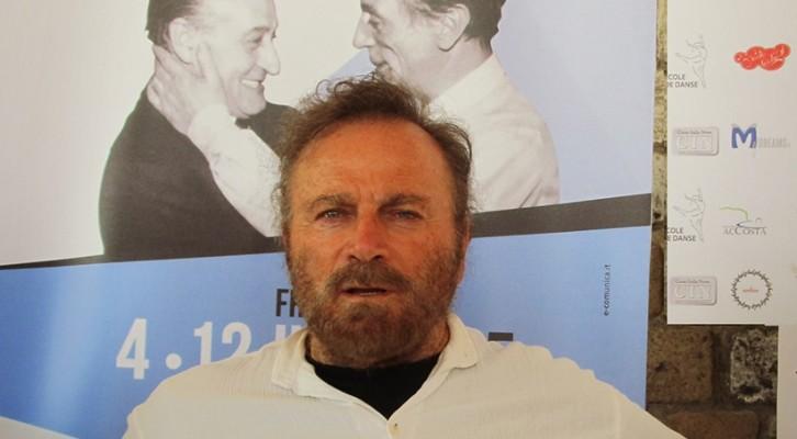 Franco Nero: l'attore inaugura la quinta edizione del  Social World Film Festival e riceve il Premio alla Carriera