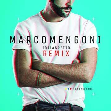 Marco Mengoni: Io Ti Aspetto  Remix, le 12 versione del brano certificato disco d'oro