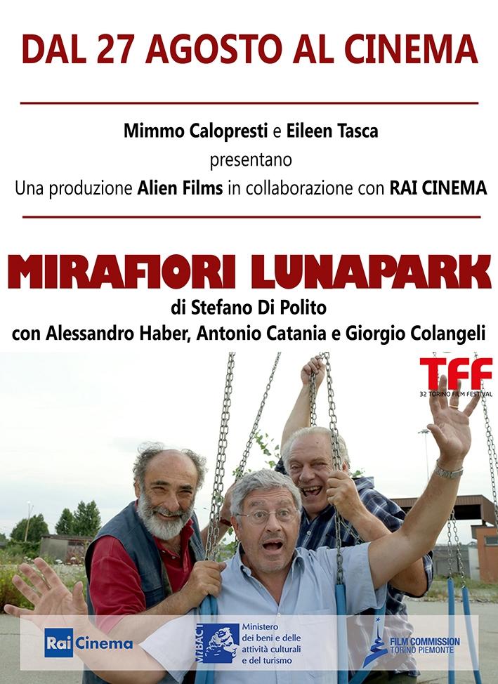 Nelle sale ad agosto il docufilm Mirafiori Lunapark