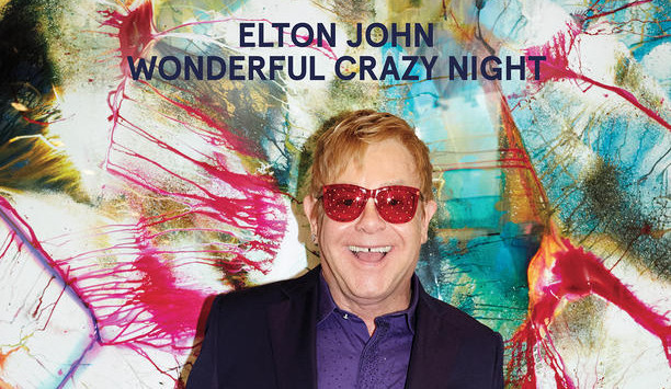 "Elton John: l'album di inediti ""Wonderful Crazy Night"""