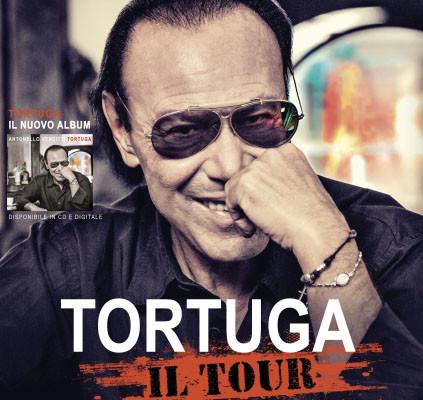 """Antonello Venditti: """"Tortuga. Un giorno in paradiso – Stadio Olimpico 2015"""""""
