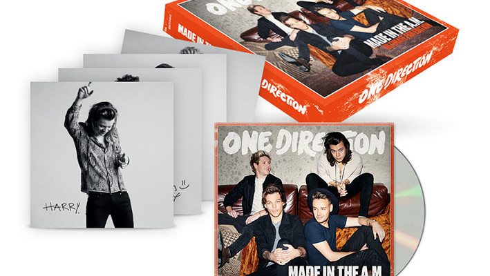 """""""Made In The A.M."""" il quinto album dei One Direction"""