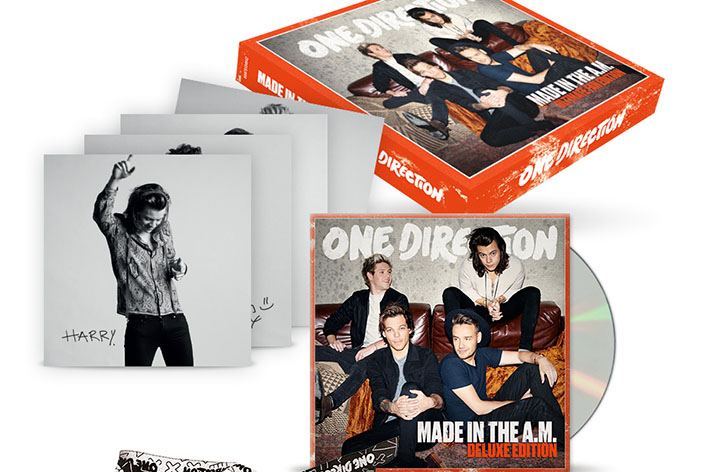 """Made In The A.M."" il quinto album dei One Direction"