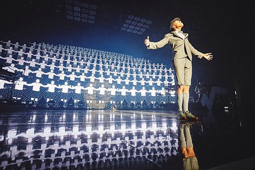 Stromae: la registrazione del concerto in Nord America