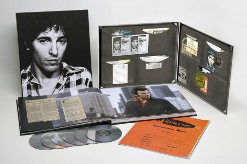Bruce Springsteen: un cofanetto per celebrare i 35 anni di The River