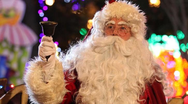 Babbo Natale non viene da nord: la favola natalizia di Maurizio Casagrande