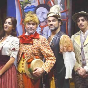 Festa per il teatro San Ferdinando