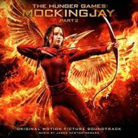 """The Hunger Games: Mockingjay part 2"": la colonna sonora"