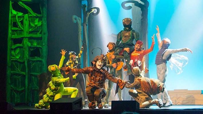 Al via il tour del musical Il Principe e il Ranocchio