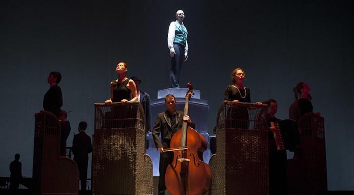 Liturgia Zero in scena al Teatro di San Carlo
