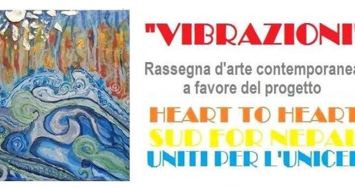 """""""vibrAzioni"""": la rassegna di arte contemporanea, benessere e solidarietà"""