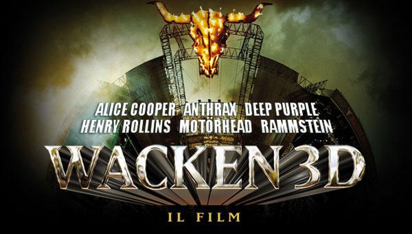 Wacken 3d, il documentario di Norbert Heitker