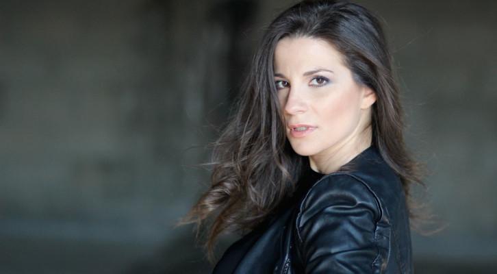 """Anna Capasso sul palco di """"RTL 102.5"""""""