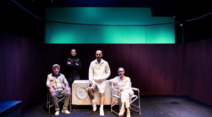 """""""The open game"""" al Ridotto del Teatro Mercadante"""