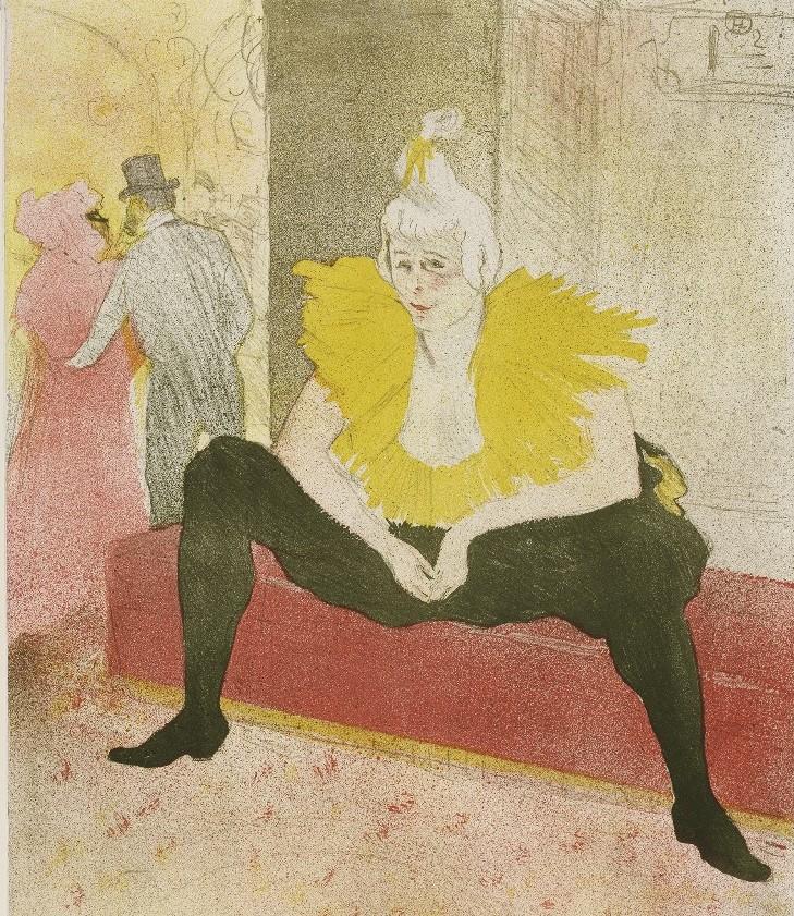 Toulouse-Lautrec, aria parigina all'Ara Pacis di Roma