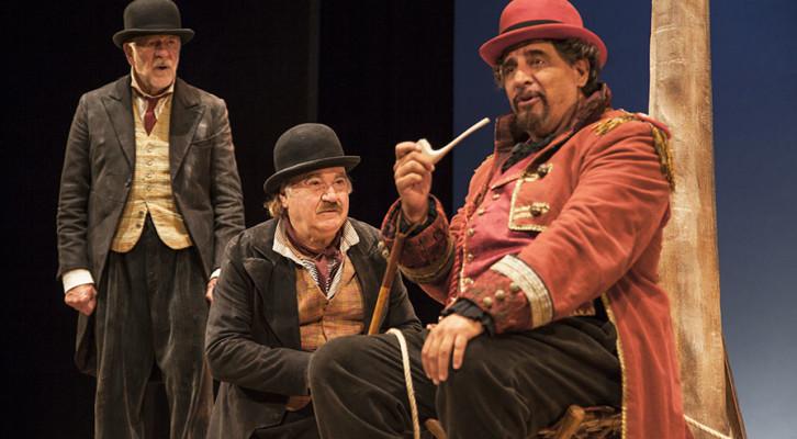 Con Scaparro al Teatro Nuovo, Aspettando Godot