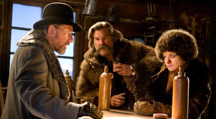 """Tarantino e Morricone saranno a Roma per presentare """"The Hateful Eight"""""""