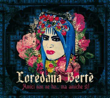 Loredana Berté festeggia 40 anni di carriera con l'uscita di un nuovo album
