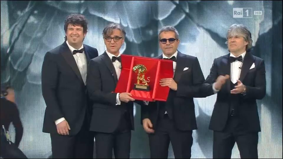 Sanremo 2016: vincono gli Stadio