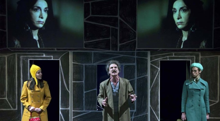 """Al Teatro Nuovo il """"Calderon"""" di Pasolini"""